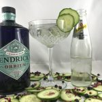 Hendrick's Orbium Gin Verkostung Test Bericht