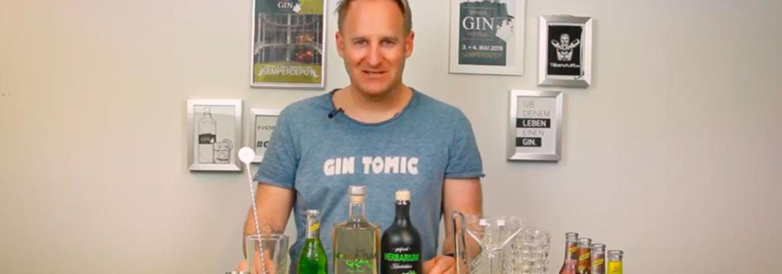 Gesunder Gin