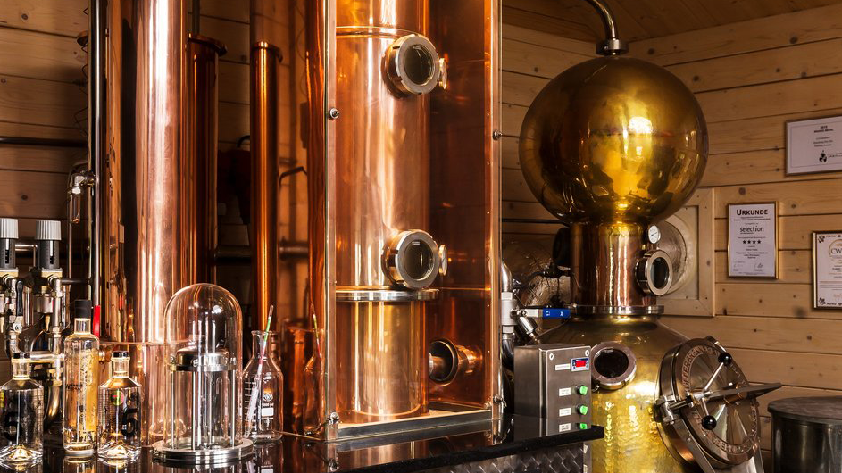 Gin Destillation: Die Verfahren