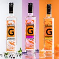 G+ Gin beim Vienna Gin Festival Online-Shop