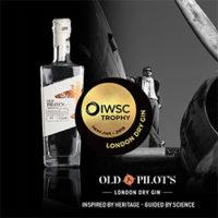 Old Pilots Gin im Vienna Gin Festival Online-Shop